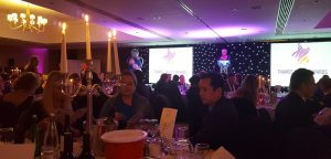 Fruitful Marketing at the Thames Valley Business Awards 2018